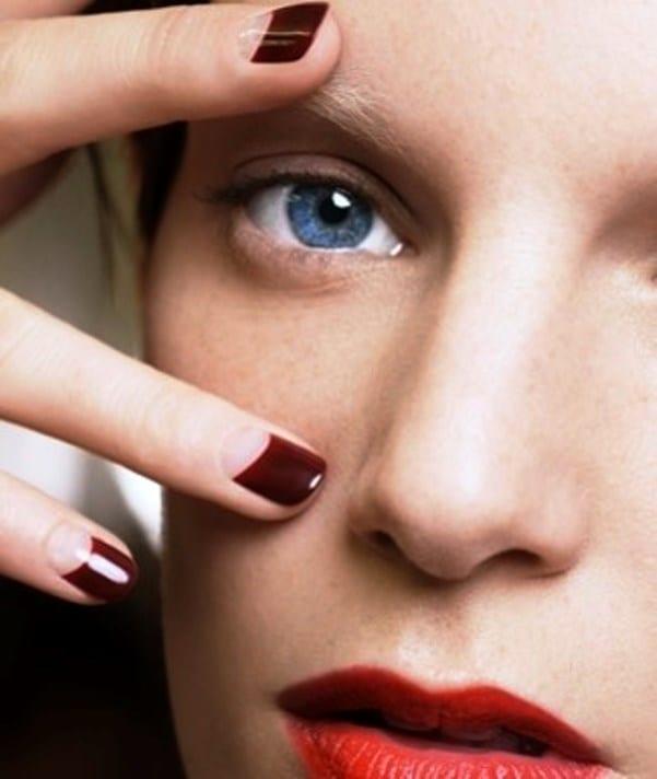 Маникюр и макияж