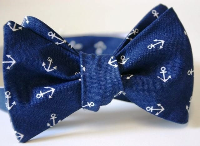 Морские мотивы в одежде