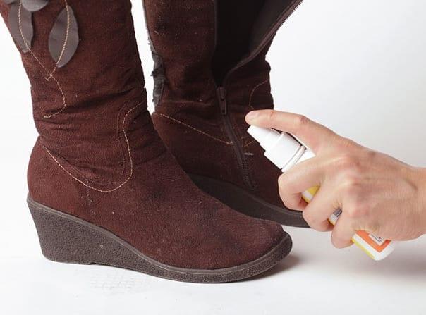 Защитный спрей для обуви