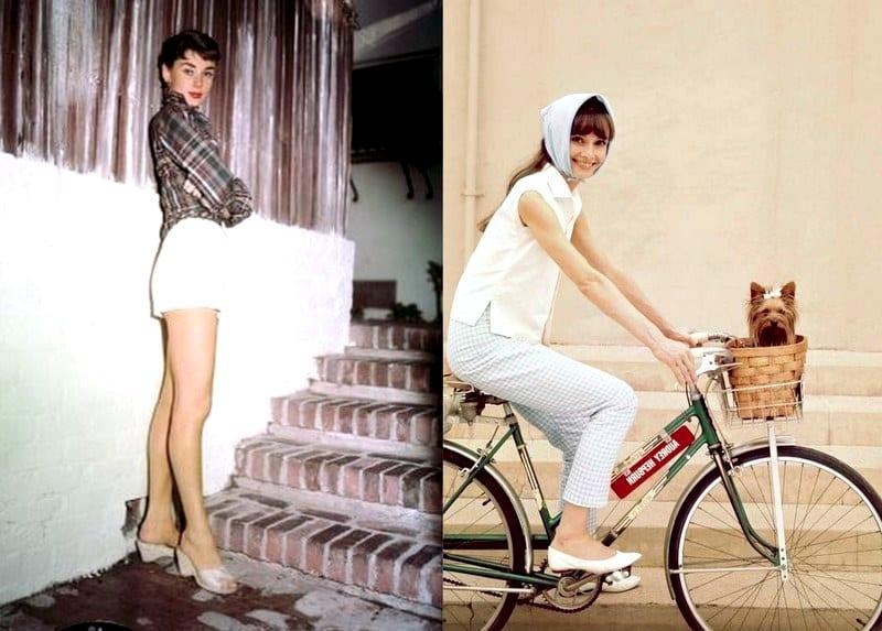Как одевалась Одри Хепберн