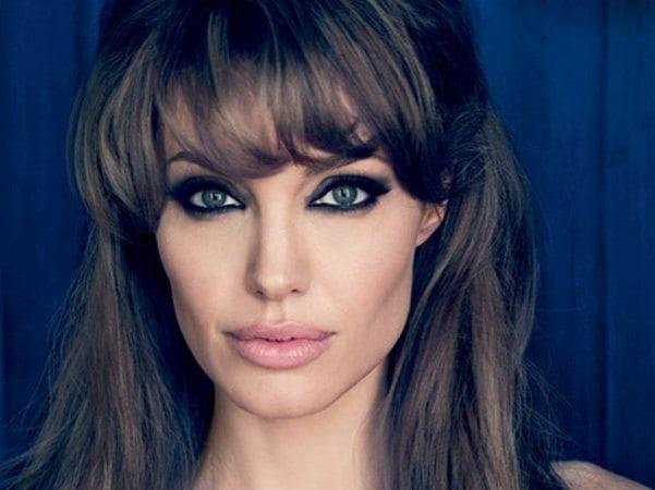 Роковой образ Джоли