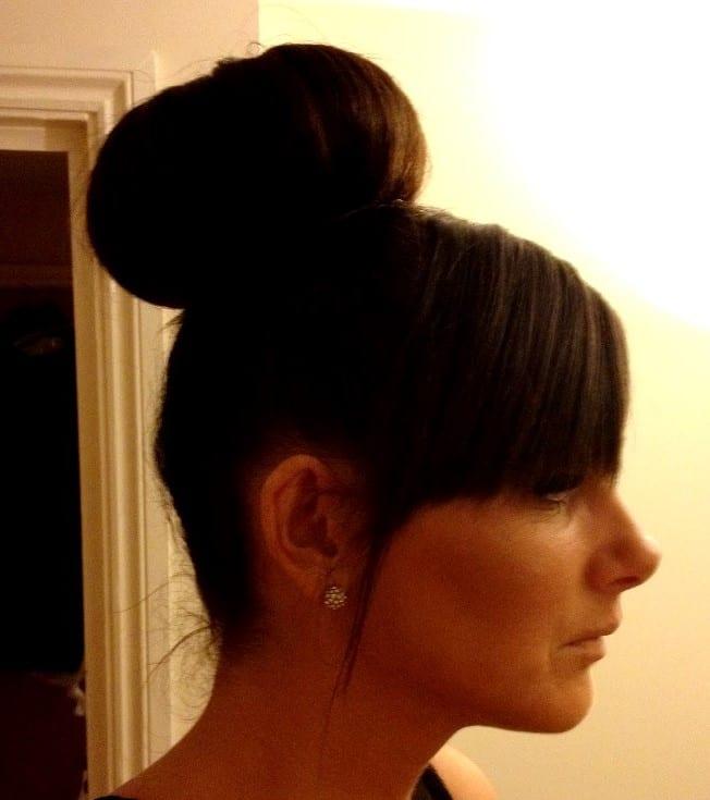 Красивый hairstyle