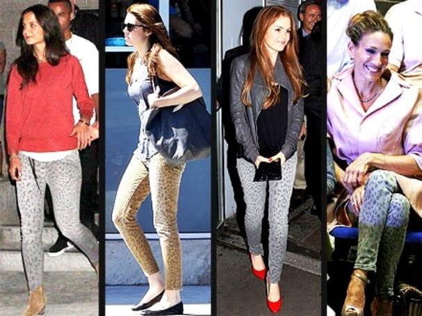 """""""Хищные"""" джинсы"""