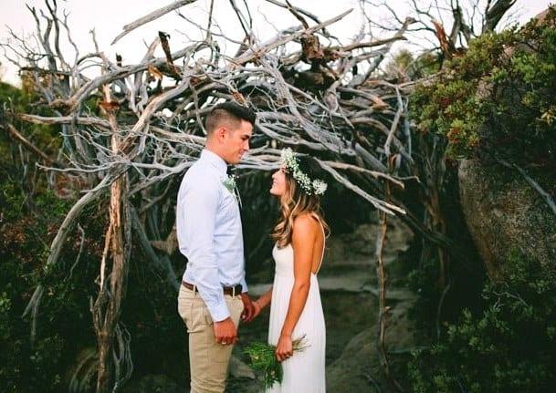 Тематическая свадьба  необычно и модно