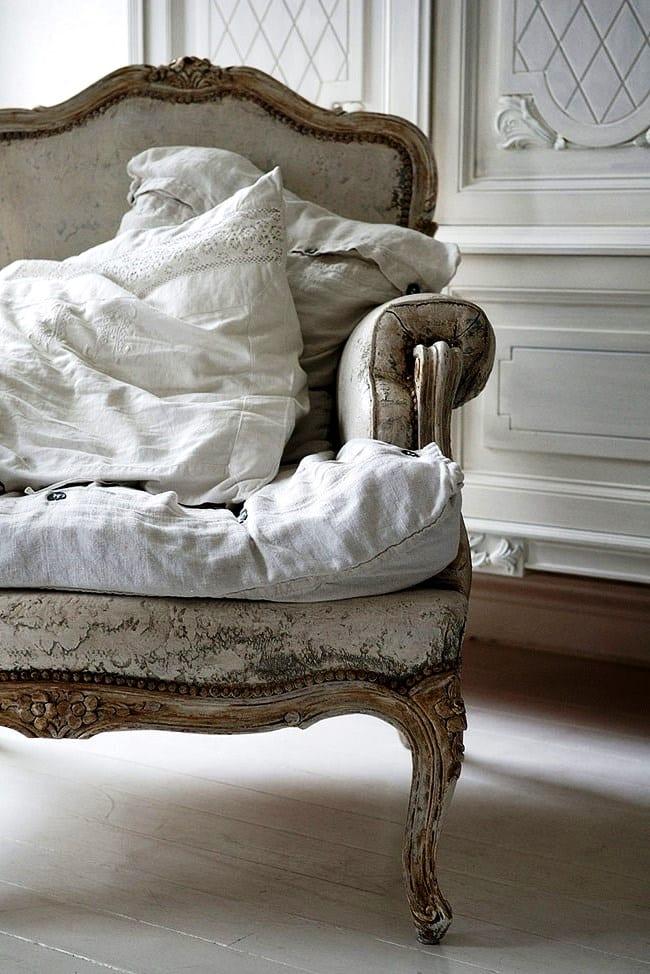 Винтажное кресло