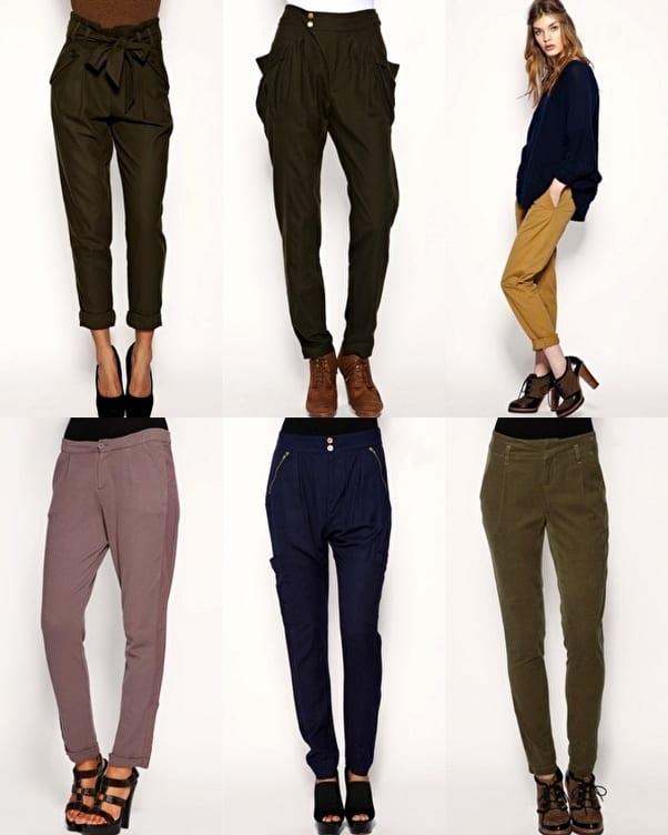 Выбираем брюки