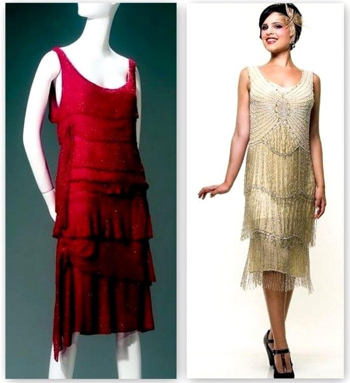 Платье 20-х годов