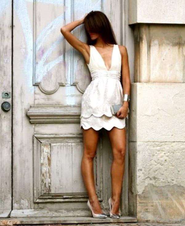 Платье для свидания