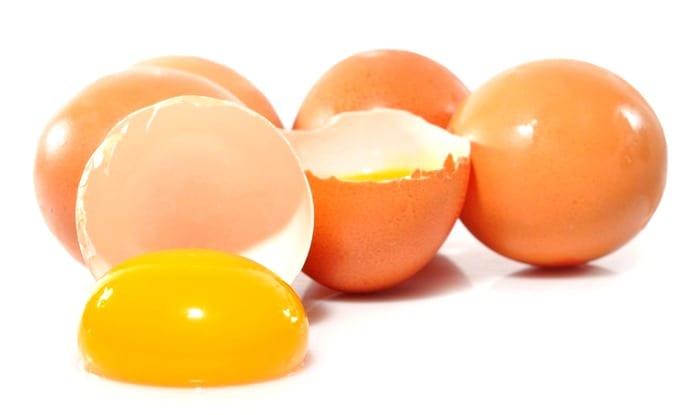 Маски для волос с яйцами