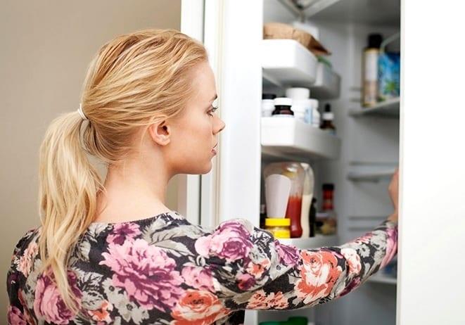 Трюк с холодильником