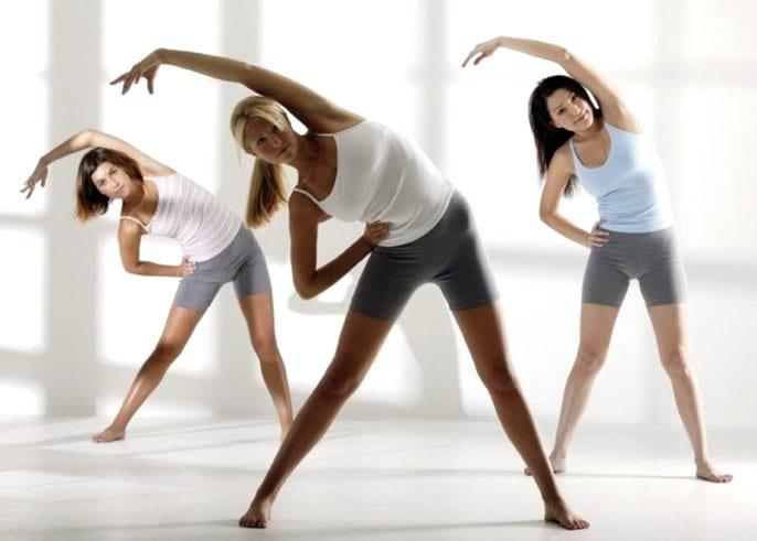 Упражнения для стройности
