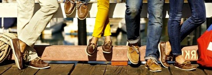 Обувь из мягкой кожи