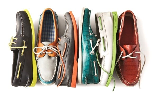 Ботинки для яхтсменов
