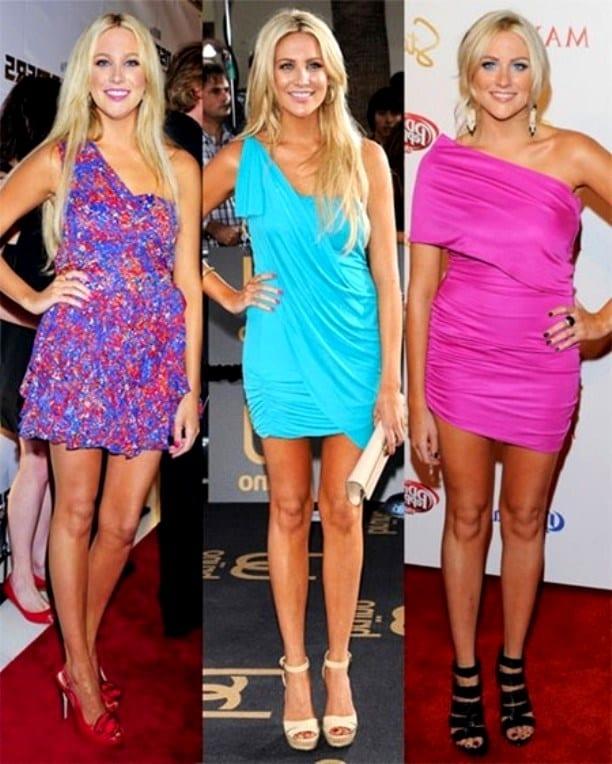 Яркие платья на лето
