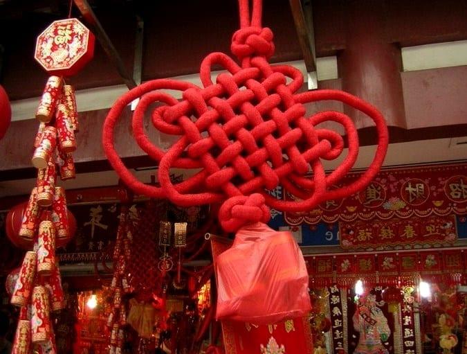 Китайская бытовая магия