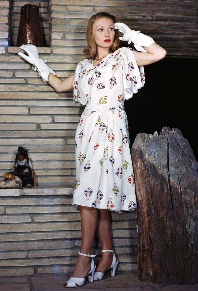 Старые платья