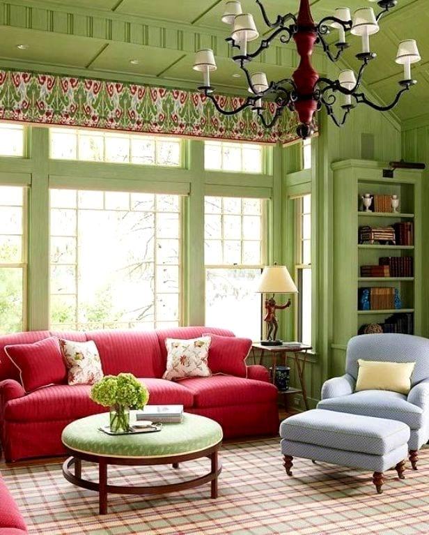 Какие цвета должны быть в доме