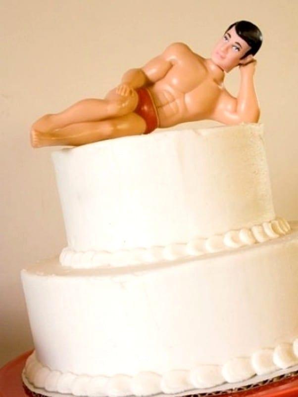 Украшения на торте