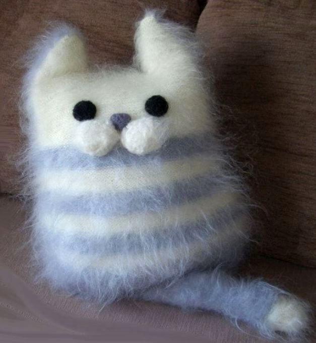 Мягкий котик