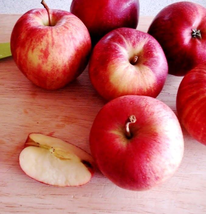 обои имеет диета с яблоками картинки они уже