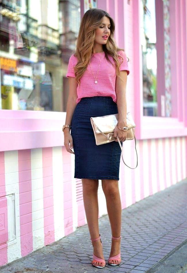 Вещи розового цвета