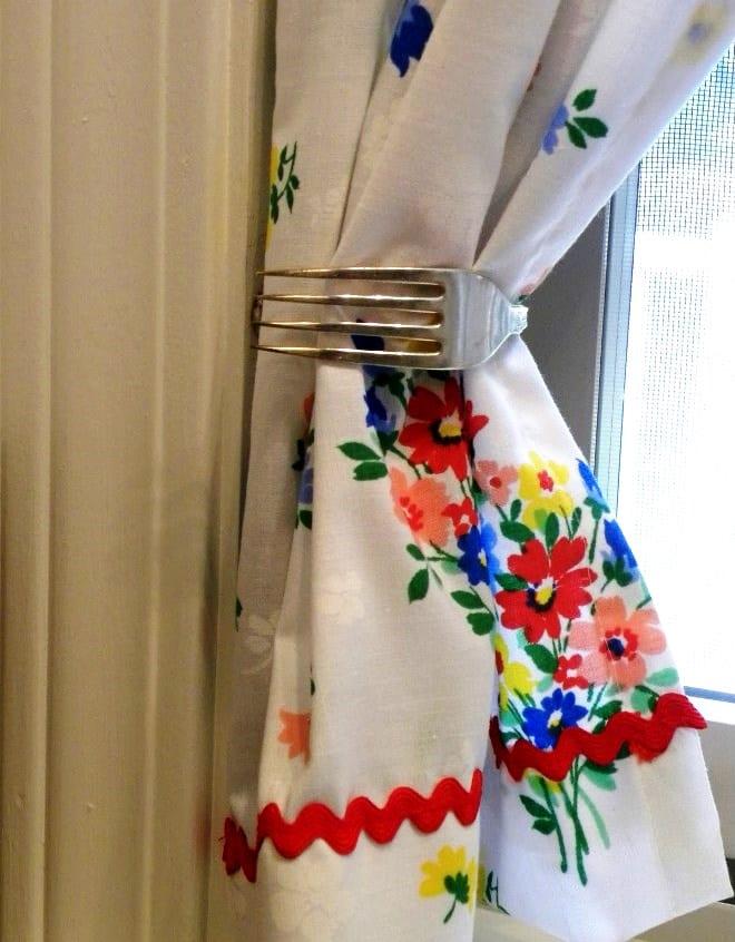 Как перешить старые шторы фото