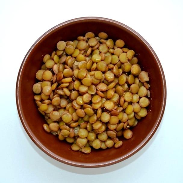 Блюда из чечевицы для похудения
